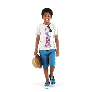 Boys' Statue of Liberty ACC Graphic Tee by Appaman