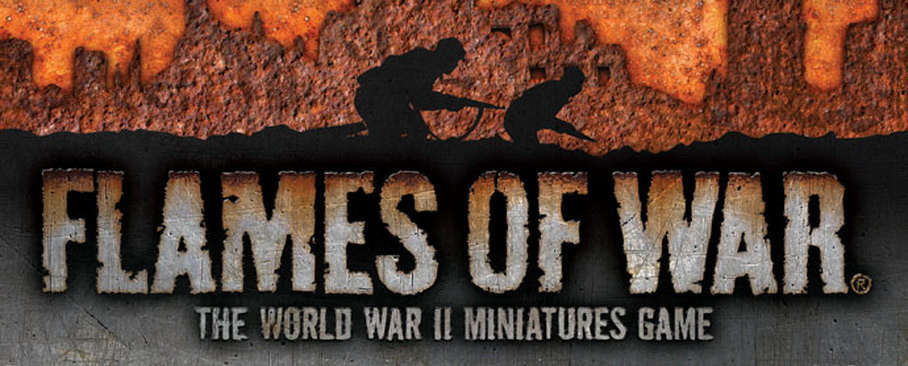 Flames of War - 30% rabat!