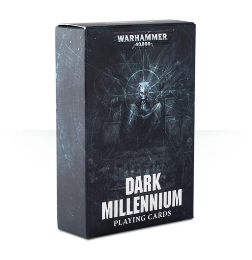 Warhammer 40,000: Dark Millenium Playing Cards