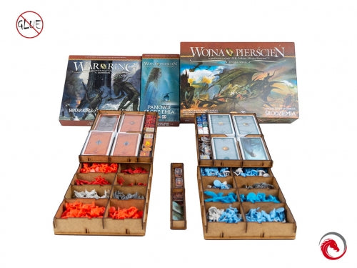 Insert for War of the Ring (Second Edition)™ (e-Raptor)