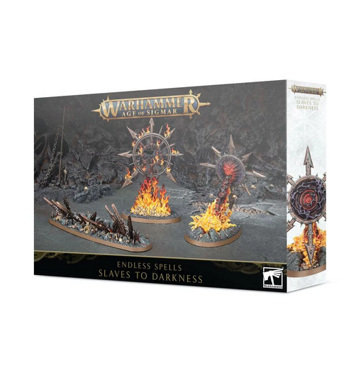 Age of Sigmar: Endless Spells - Slaves to Darkness