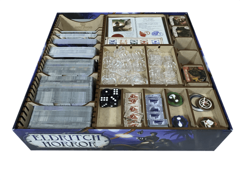 Spilordner til Eldritch Horror (Go7 Gaming)