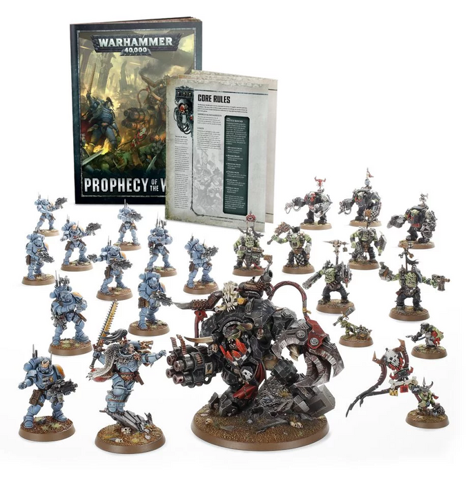 Warhammer 40,000: Prophecy of the Wolf
