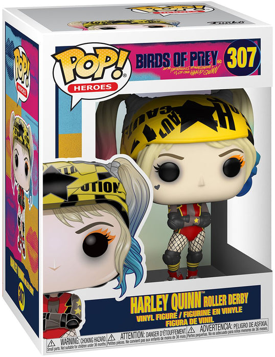Funko POP! Birds of prey - Harley Quinn (307)