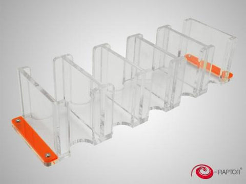 Card Holder - 5S Solid transparent (e-Raptor)