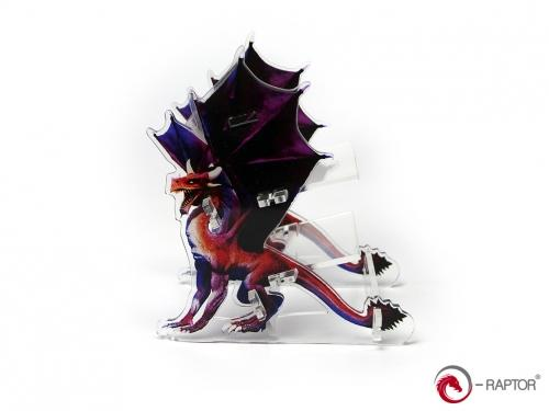 Card Holder - 2L Dragon (e-Raptor)