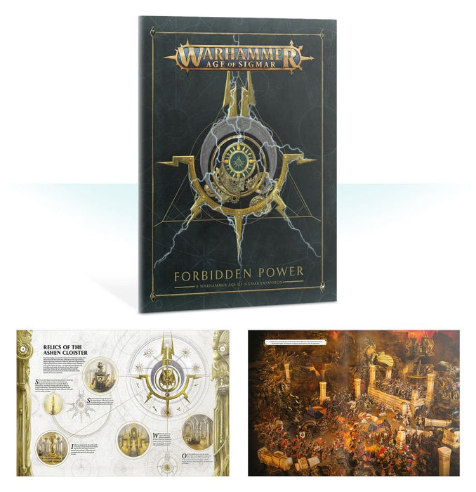 Age of Sigmar: Soul Wars - Forbidden Power