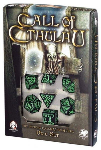 Q-Workshop Call of Cthulhu RPG