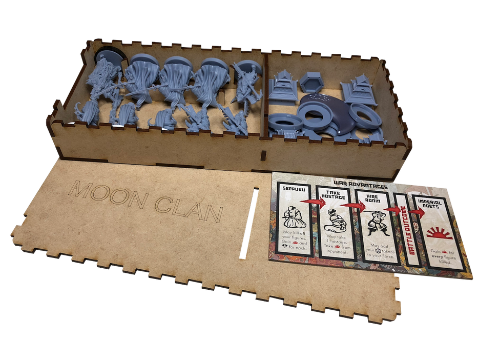 Spilordner til Rising Sun Dynasty Invasion Box (RSUN-003) - Go7Gaming