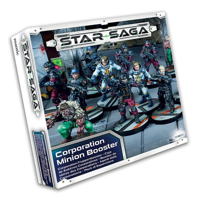 Star Saga: Corporation Minion Booster