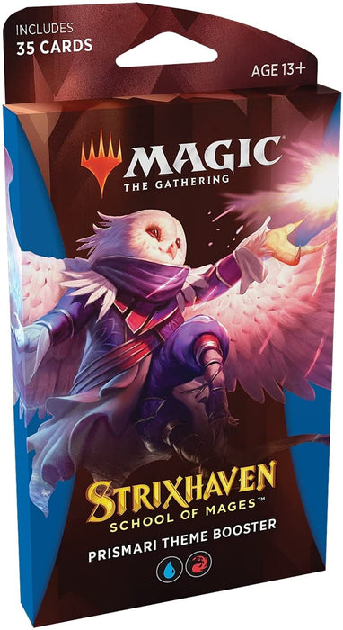 Magic: The Gathering – Strixhaven: School of Mages Theme Booster