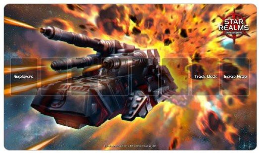 Star Realms Playmat - Battle Mech