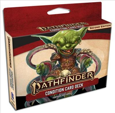 Pathfinder Roleplaying Game (2nd Edition) - Pathfinder Condition Card Deck