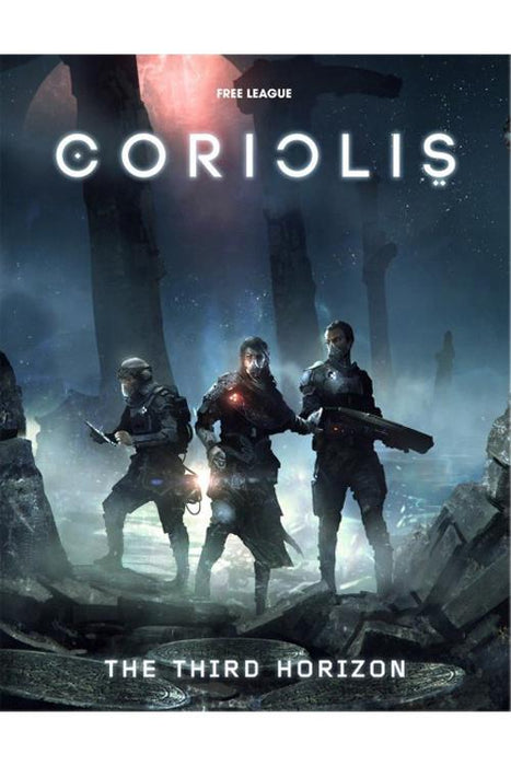 Coriolis: The third horizon - Core Rulebook