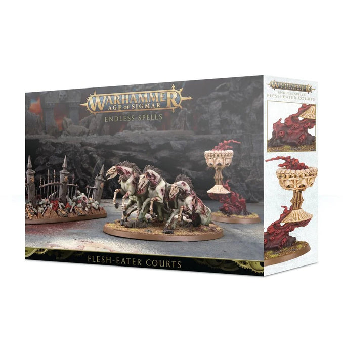 Age of Sigmar: Flesh-Eater Courts Endless Spells