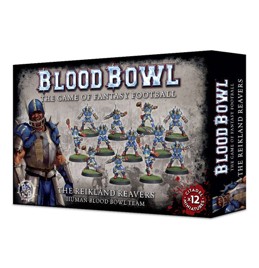 Blood Bowl: The Reikland Reavers Team