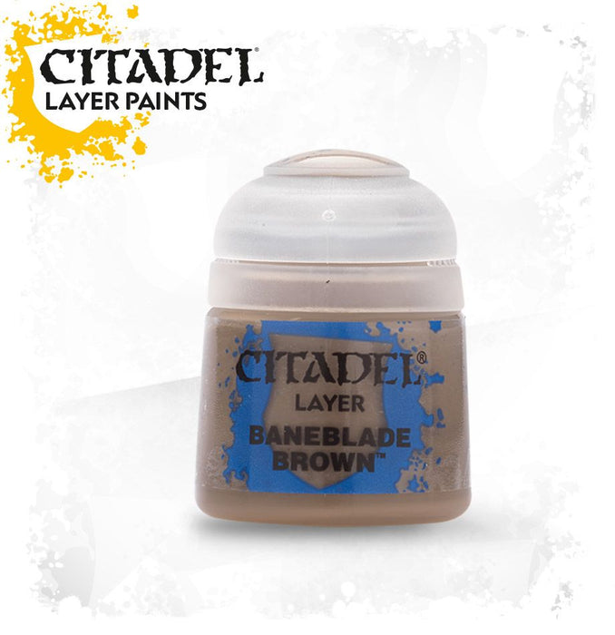 Citadel Layer Paint: Baneblade Brown