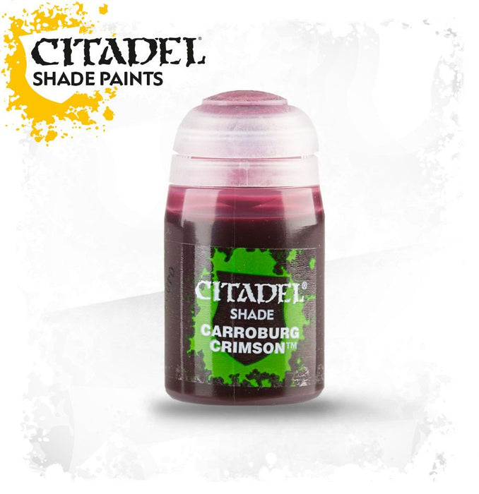 Citadel Shade Paint: Carroburg Crimson