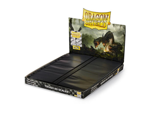 16-Pocket NonGlare - Pages Display (50 Pages) - Dragon Shield
