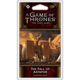 A Game of Thrones: The Card Game (Second Edition) – The Fall of Astopor