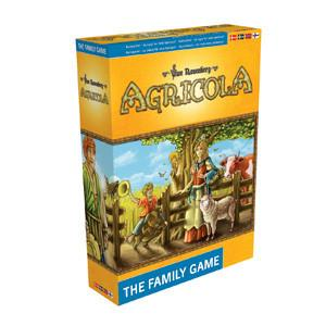Agricola: Family Edition (Nordisk)