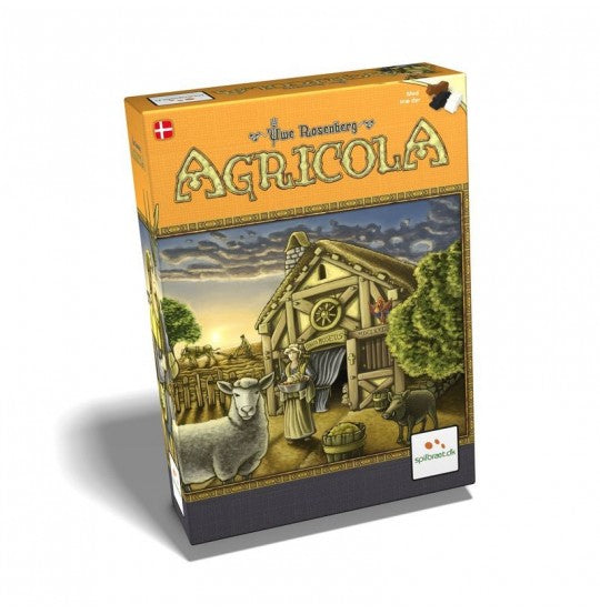 Agricola (Revised edition) - Dansk