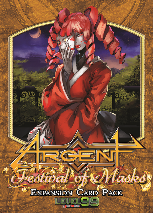 Argent: Festival of Masks