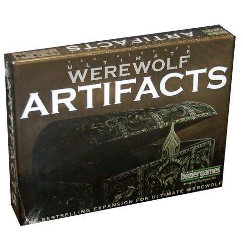 Ultimate Werewolf Artifacts (2nd Edition)