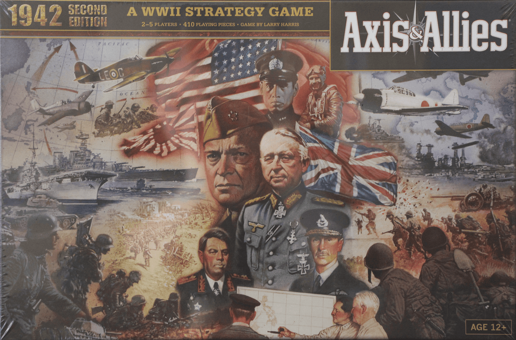 Axis & Allies: 1942 (2nd Edition)