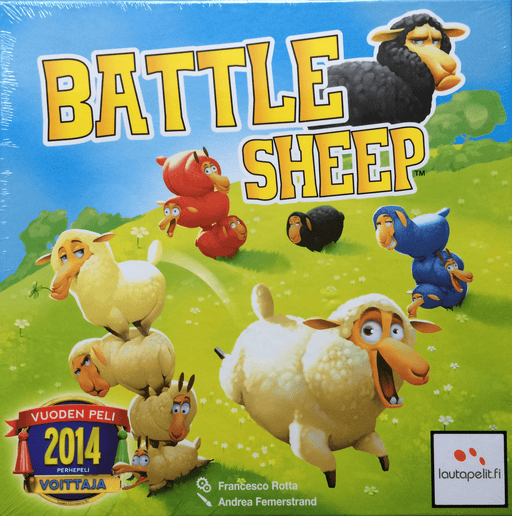 Battle Sheep (Dansk)