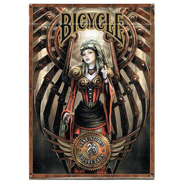 Bicycle Anne Stokes - Steampunk