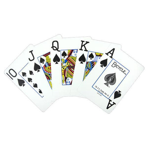 Bicycle Prestige 100% Plastic Poker