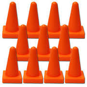 Can't Stop: Cones