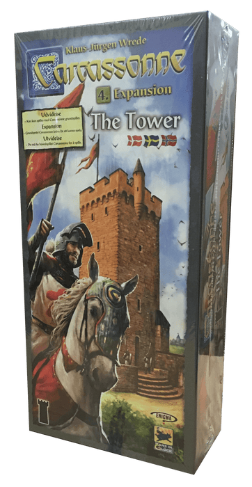 Carcassonne: The Tower (Nordisk)