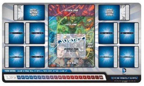 DC Comics Dice Masters: Justice League - Playmat