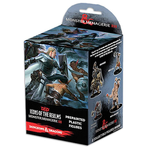 D&D Icons of the Realms - Monster Menagerie 3 - Booster Pack