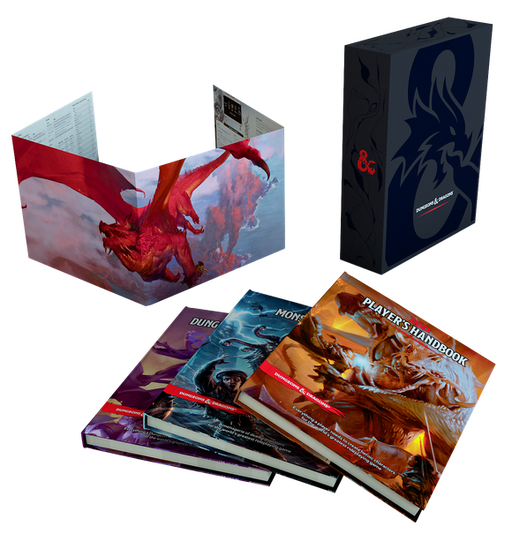 D&D RPG - Core Rulebook Gift Set
