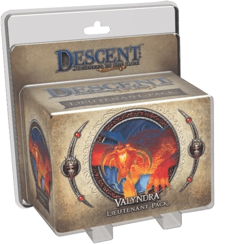 Descent: Journeys in the Dark (Second Edition) – Valyndra Lieutenant Pack