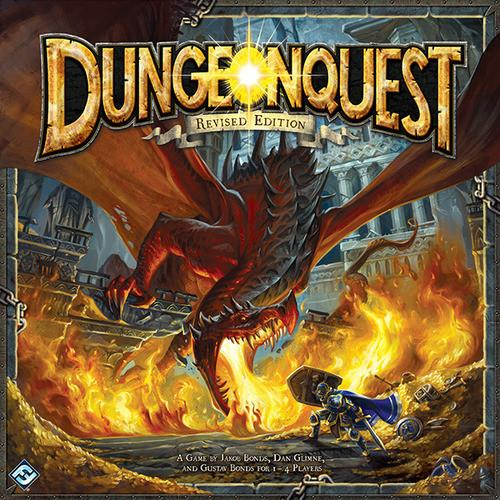DungeonQuest: Revised Edition