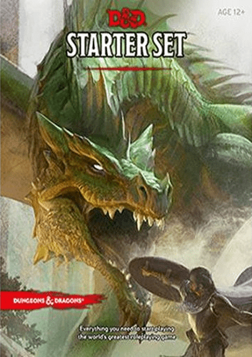 Dungeons & Dragons RPG: Starter Set (5th Edition)