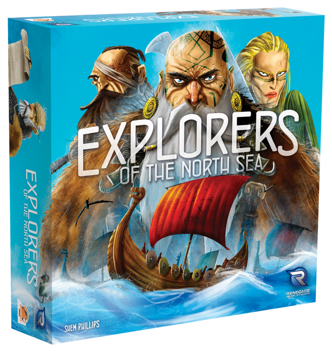 Explorers of the North Sea