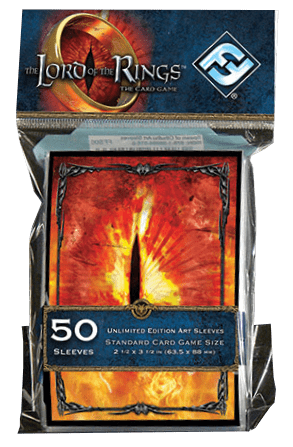 Fantasy Flight Art Sleeves: Lord of the Rings