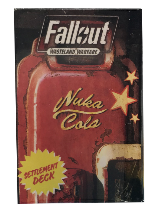 Fallout: Wasteland Warfare – Settlement Deck