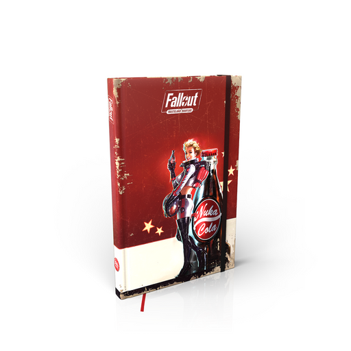 Fallout: Wasteland Warfare - Accessories: Nuka Notebook