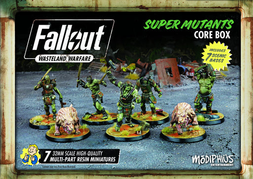 Fallout: Wasteland Warfare – Super Mutants Core Box