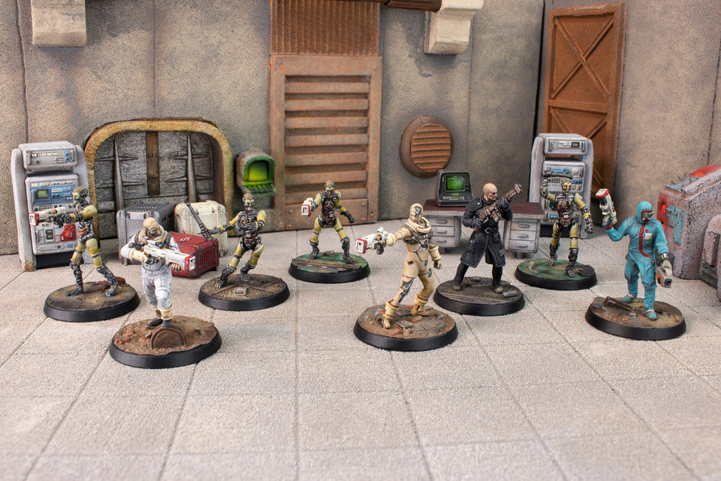 Fallout: Wasteland Warfare - Institute: Core Box
