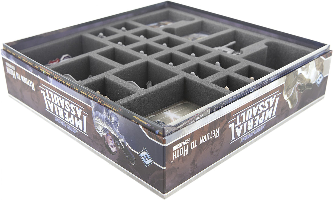 Feldherr Star Wars Imperial Assault - Return To Hoth, 50 mm (2 inches) foam tray (AF050IA11)