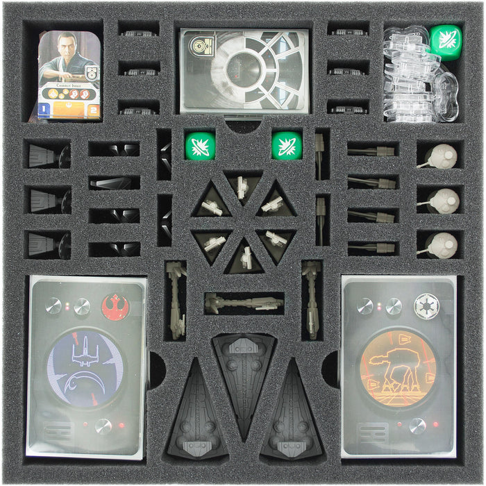 Feldherr Star Wars Rebellion Expansion: Rise of the Empire, foam tray set (AS01Set)
