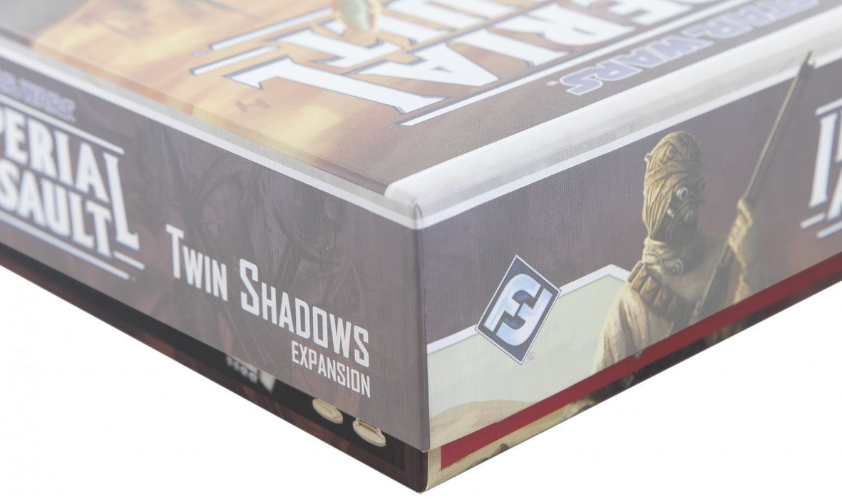 Feldherr Star Wars Imperial Assault - Twin Shadows, 35 mm foam tray (AS035IA10)