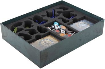 Feldherr foam tray set for Warhammer Underworlds: Nightvault core game box Games Shadespire (BJ02Set)